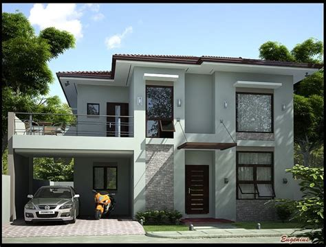 simple modern house designs 152 best images about desain fasad rumah minimalis on