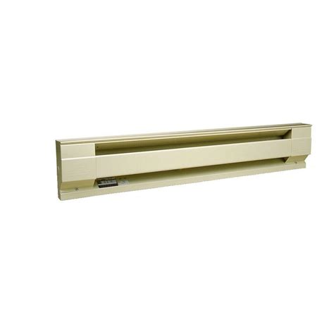 cadet 96 in 2 500 watt 240 208 volt electric baseboard