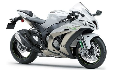 White Kawasaki by 2017 Kawasaki Zx 10r To Come In White For New Year