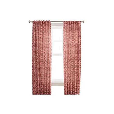 home depot curtains martha stewart martha stewart living maine lobster full bloom back tab