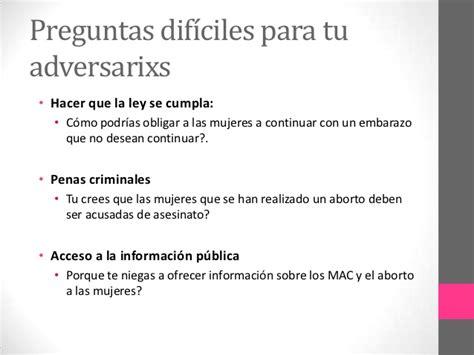 preguntas para una mujer exitosa guia para una comunicacion exitosa como hablar del aborto