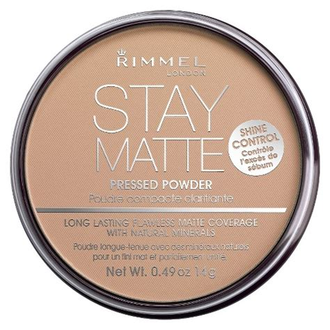 Rimmel Matte Powder rimmel stay matte powder target