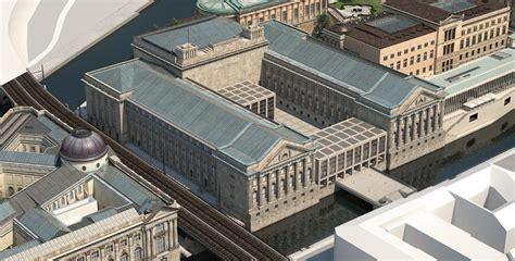 Renovation Software home masterplan museumsinsel projektion zukunft