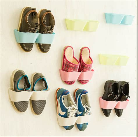 shoe hooks storage aliexpress buy free shipping sales portable