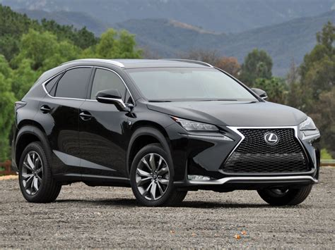 lexus black nx 2015 lexus nx 200t test drive review cargurus