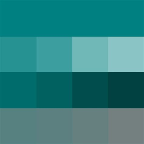 color shade the 25 best shades of teal ideas on pinterest shades of