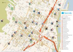 maps montreal canada printable new york city map free tourist guide