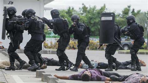 kaleidoskop  kasus terorisme  indonesia selama