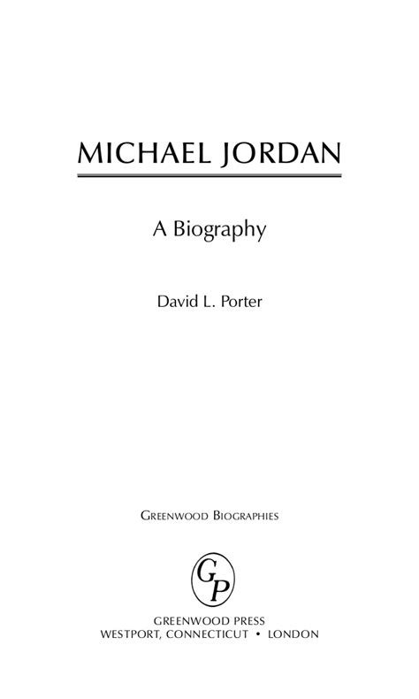 michael jordan written biography michael jordan essay