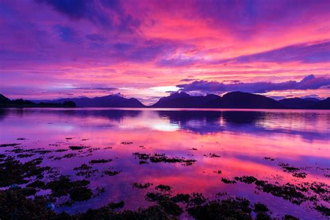 english sunset spectacular scenery pinterest spectacular sunset on loch linnhe in ketallen we had a
