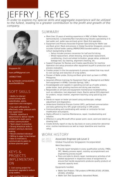 Resume For Work Experience Sample by Kollege Ingenieur Cv Beispiel Visualcv Lebenslauf Muster