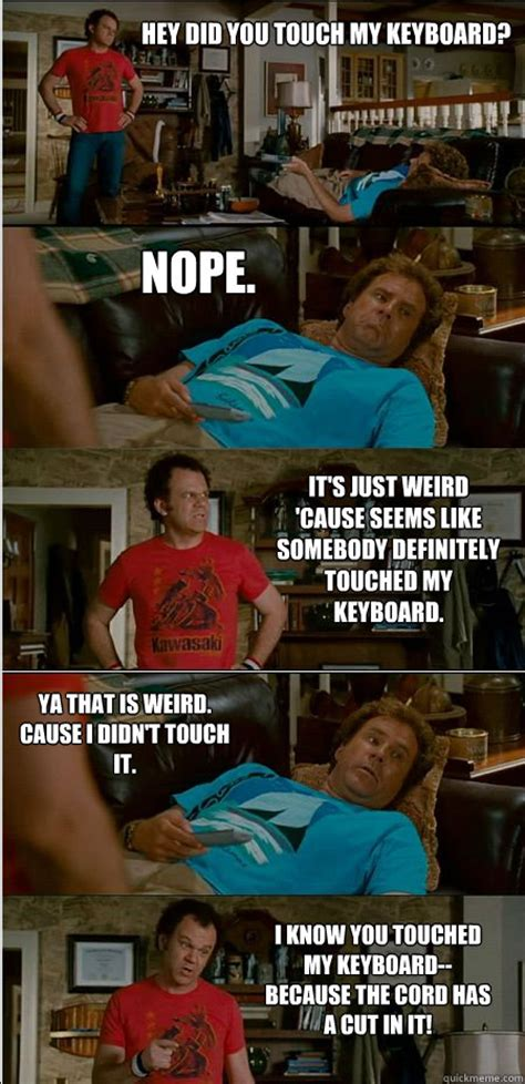Step Brothers Meme - step brothers honor memes quickmeme
