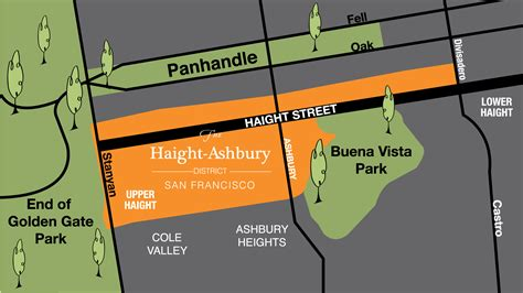 san francisco map marina district haight ashbury bay area drop in