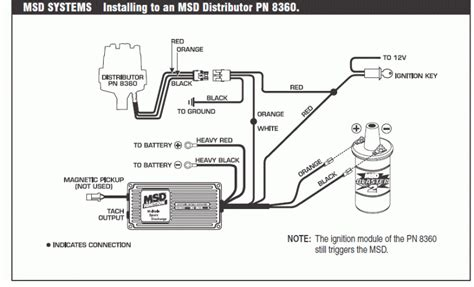 msd digital 6 plus wiring diagram php msd wiring