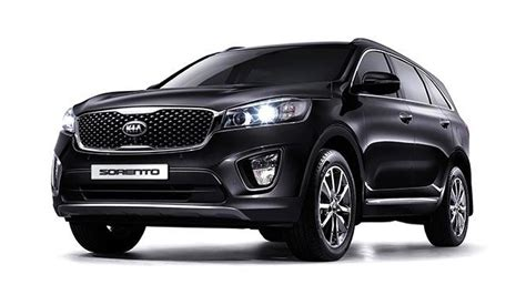 Korea Kia 2015 Kia Sorento Unveiled In South Korea