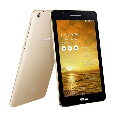 Tablet Asus Surabaya asus fonepad 7 16gb 5mp fe171cg golden jakartanotebook