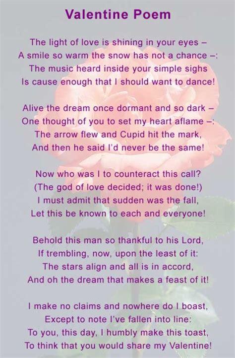 12 valentine day 12 valentine s day love poems