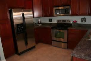 Maple Vs Cherry Kitchen Cabinets Cherry Maple Wood Kitchen Cabinets