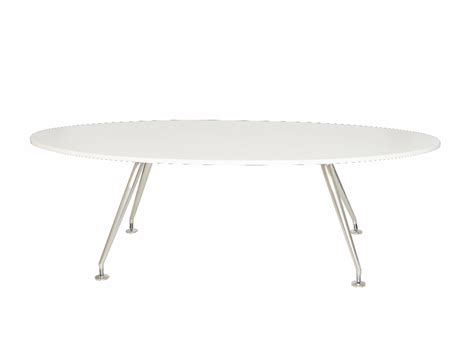 Oval Boardroom Table Oval Boardroom Table White City Used Office Furniture
