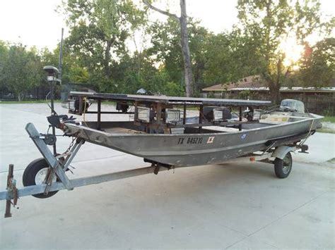 used aluminum boats for sale in houston texas jon boat houston for sale