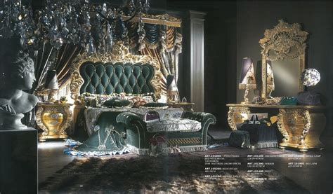 VERSACE FURNITURE   Bedroom 100 000 SeriesFurniture from Italy