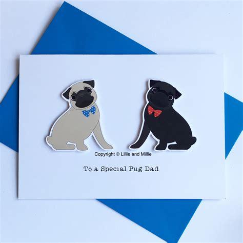a special pug precious pooch pug cards