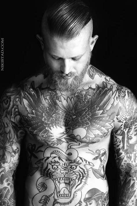 Chest Tattoos for Men   Men's Tattoo Ideas