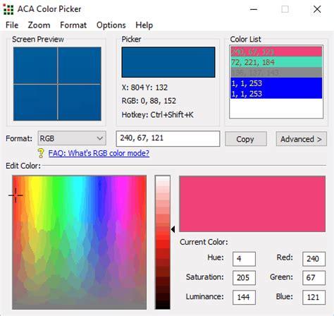 color picker windows 25 best color picker apps for windows 10