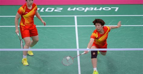 Olympics Badminton Row Eight Players Disqualified For Throwing Matches Mirror