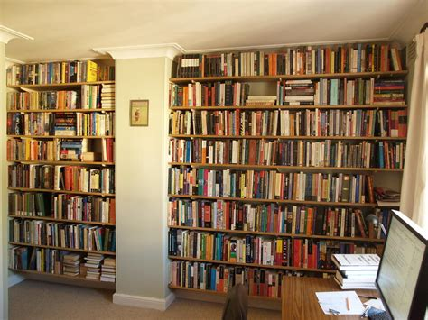 excellent exles of a wall mounted bookshelves interior design inspirations