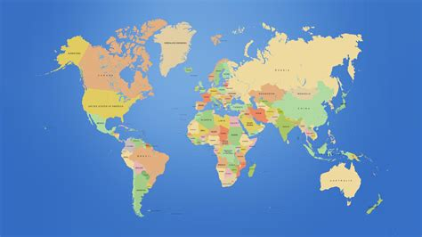 image of world map for world map wallpaper 1920x1080 1151