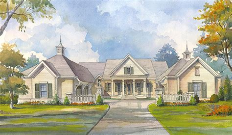 orange grove southern living house plans my favorite grove manor garage southern living house plans