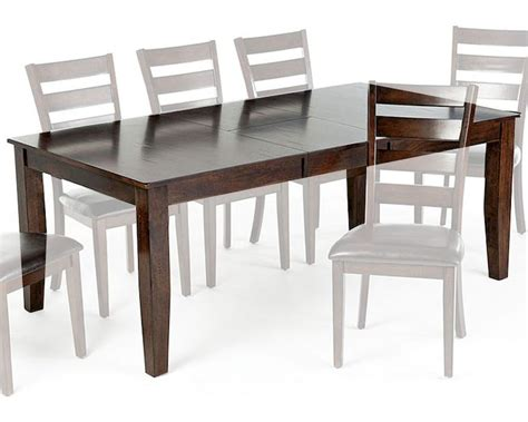 Intercon Solid Mango Wood Dining Table Kona Inka4278btab Next Mango Dining Table