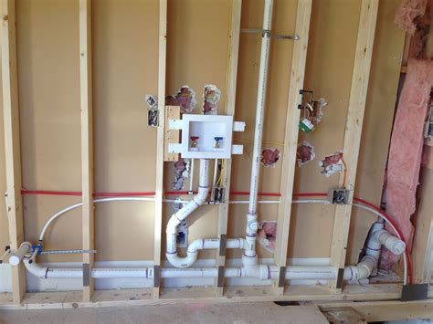 Plumbing A Laundry Room by Inspiring Laundry Room Plumbing 2 Plumbing Laundry