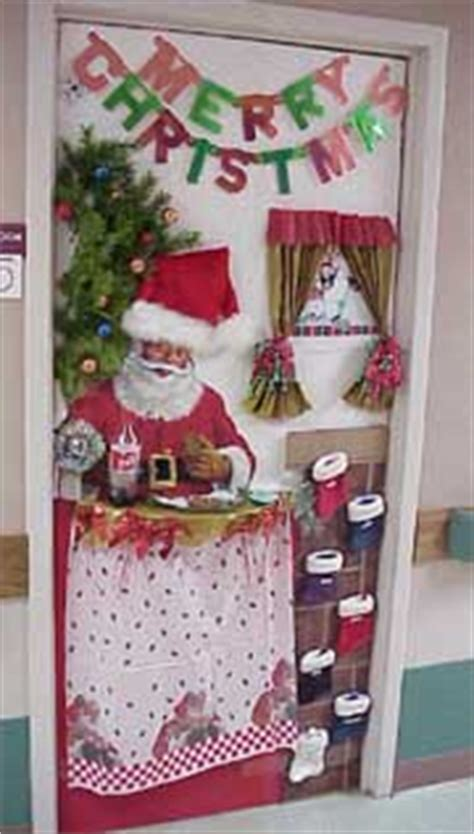 winning christmas office door decorations iron county care facility department door decorating contest