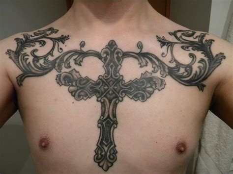 cross tattoo picture with designs tattooing