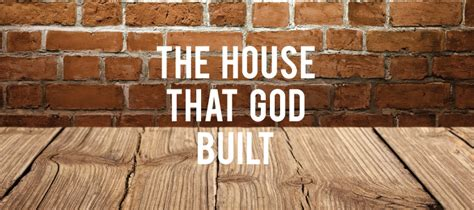 the house that god built stories and poems by g g books liberty church the house that god built