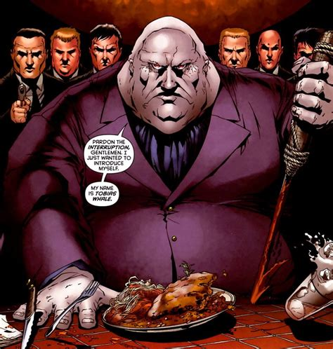 Harpoon White Gotham Blue Emperor tobias whale new earth dc database fandom powered by