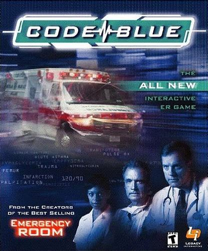 code blue emergency room jaquettes emergency room code blue