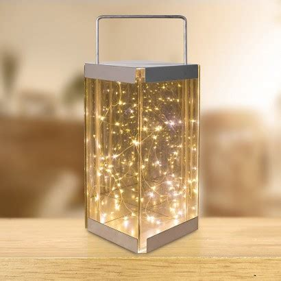 Anikas Glow by Anika Lighting Reflections Lantern