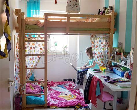 letti a soppalco per bambini letto a soppalco per ragazzi mobili per bambini da billi