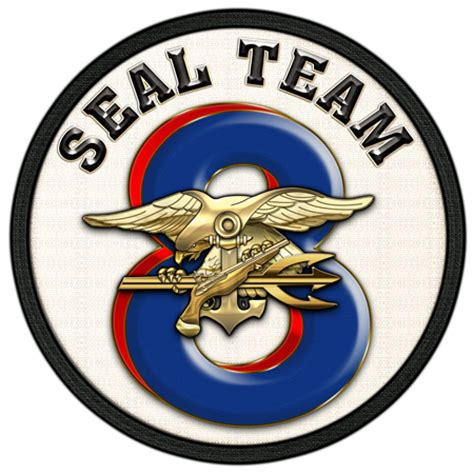 seal team 2 logo insignia 3d u s navy seals