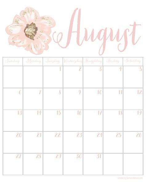 Calendar 2017 August December 2017 Calendars July Through December Summer