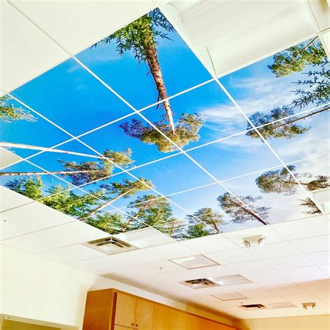 sky ceiling tiles layouts specs artificial sky