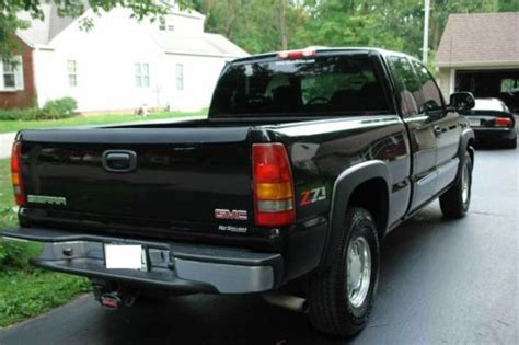 2003 gmc sierra 1500 carcomplaintscom car problems autos post purchase used 2003 gmc sierra extended cab 4wd z71 slt one owner low miles in indianapolis