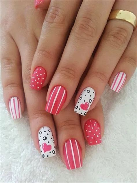 valentines acrylic nail designs 20 best s day acrylic nail designs ideas