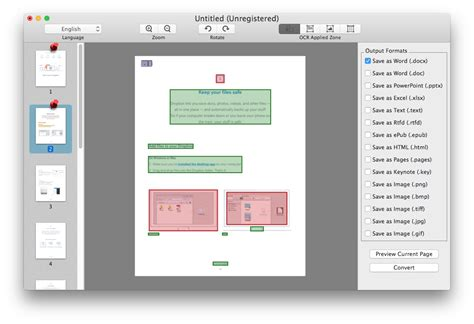 convert pdf to word os x free 4 ways to convert pdf to word docx in mac os