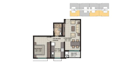 1 bhk floor plan 28 1 bhk floor plan 1 bhk floor plan apartment