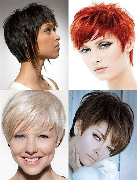 Shaped Hairstyles by Shape Haircuts Haircuts Models Ideas