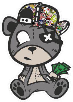 sticker bomb jdm bandit assis george stickers jdm